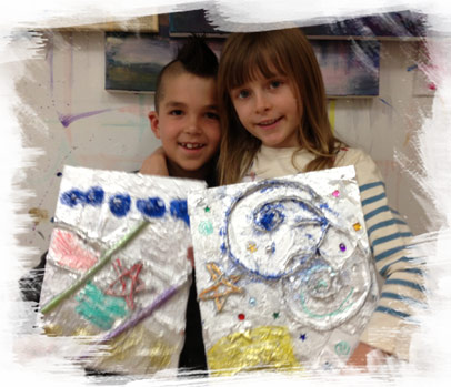 Childrens Birthday PARTies Create Celebrate With Art Soul