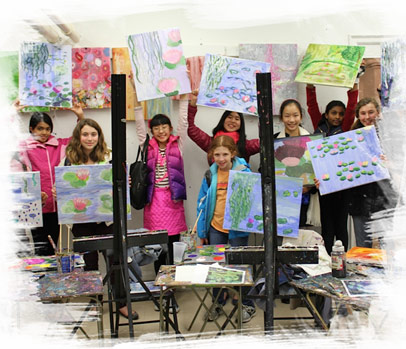 Hearty Painting Birthday party for Kids: Creativity on Canvas!