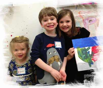 Dare to draw: Drawing Party is also the best choice for your kids birthday party NYC