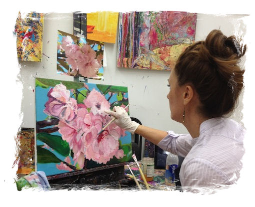 DARE TO OIL PAINT: BEGINNER'S OIL PAINTING 101