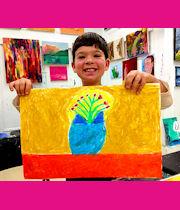 Kids Art Classes - Art Classes for Kids NYC -The Art Studio NY