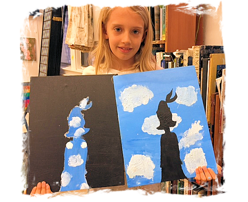 AGES 6 - 8: DRAWING, PAINTING, and SELF-EXPRESSION