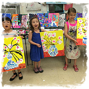 ART PLAYDATE FOR KIDS & FAMILIES