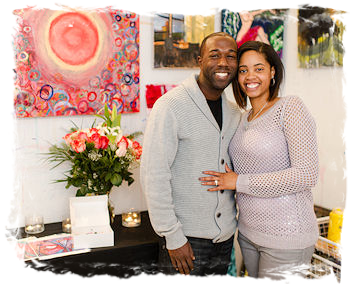 Date Night Wine & Painting Party at The Art Studio NY