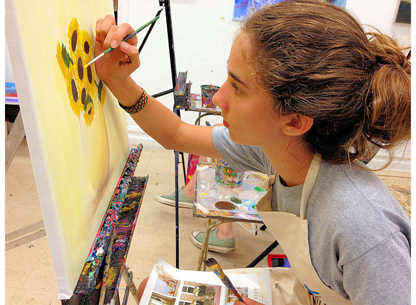Teen art classes owned and, gif naked teen dance