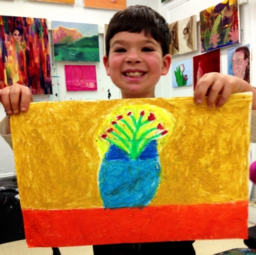 Tap into your child's creativity with one-of-a-kind drawing classes for kids at The Art Studio NY