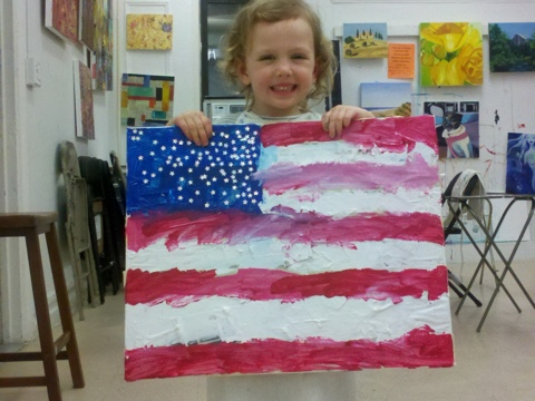 AGES 4 - 11: ART CAMP