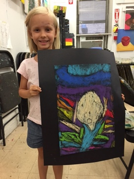 Kids will be nurtured and inspired to explore a variety of creative techniques through learning our art lessons for kids