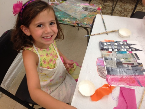 The Art Studio NY offers nurturing and creatively fun art classes for kids in NYC