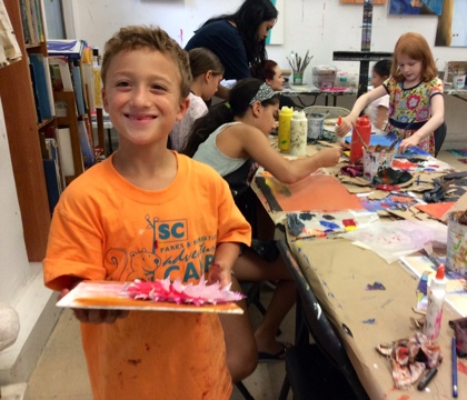 Take your children to The Art Studio NY to enjoy wonderful art classes for kids.