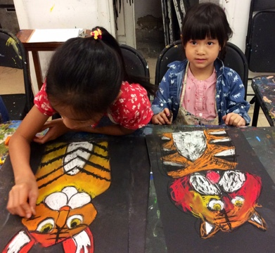 Our amazing kids art classes in NYC are sure to make your child an unforgettable memory