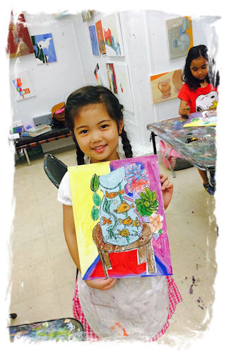 Summer Art Camp for Kids NYC